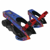MightySkins RATUJE-Melting Skin for Razor Turbo Jetts Electric Heel Wheels - Melting