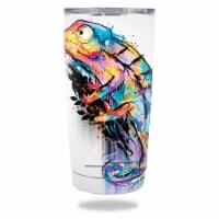 MightySkins OZTUM20-Rainbow Chameleon Skin for Ozark Trail 20 oz Tumbler 2016 - Rainbow Chame - 1