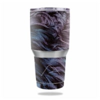 MightySkins OZTUM30-Angry Ripple Skin for Ozark Trail 30 oz Tumbler - Angry Ripple - 1