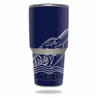 MightySkins YERAM30-Kraken Bottle Skin for Yeti 30 oz Tumbler - Kraken Bottle - 1