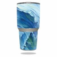 MightySkins YERAM30-Perfect Wave Skin for Yeti 30 oz Tumbler - Perfect Wave