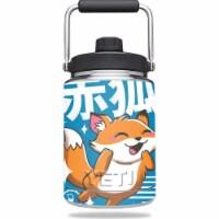 MightySkins YERAMJUG-Fox Kawaii Skin for Yeti 0.5 gal Jug - Fox Kawaii - 1