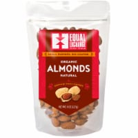 Equal Exchange Organic Natural Almonds - 8 oz
