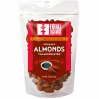 Equal Exchange Organic Tamari Roasted Almonds - 8 oz