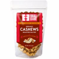 Equal Exchange Organic Roasted Salted Cashews