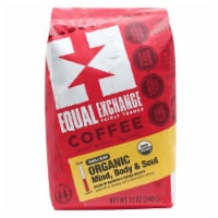 Equal Exchange  Organic Mind Body and Soul Whole Bean Coffee