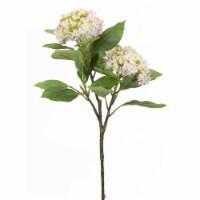 Hydrangea Branch (Set of 6) 32 H Polyester - 1