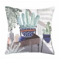 Pillow (Set of 2) 15  Cotton - 1
