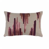 Pillow (Set of 2) 16  x 10  Cotton - 1