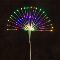 LED Starburst Tree Topper 15.5 W x 23.5 H 75 Lights UL Plug (Set of 2) - 1