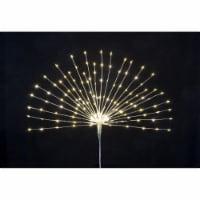 LED Starburst Tree Topper 30 W x 31 H 150 Lights UL Plug (Set of 2) - 1