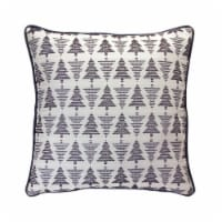 Tree Pillow 15 SQ (Set of 2) Polyester - 1