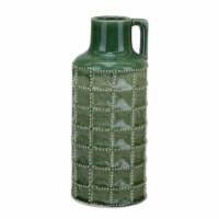 Bottle (Set of 2) 5 D x 11.75 H Terra Cotta - 1