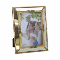 Frame (Set of 2) 7.25 L x 8.75 H Resin/Glass (5 x 7 Photo) - 1