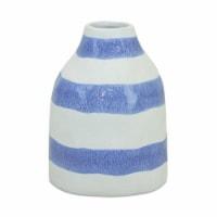 Vase (Set of 4) 5.25 L x 6.75 H Ceramic - 1