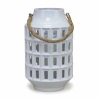 Candle Holder (Set of 2) 9 D x 18 H Ceramic - 1