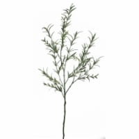 Lavender Foliage (Set of 12) 32.5 H Plastic - 1