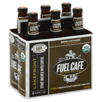 Lakefront Organic Fuel Cafe Stout