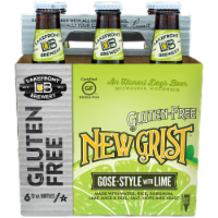 Lakefront Brewery New Grist Gose-Style with Lime