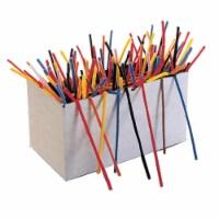 Creativity Street Jumbo Stem Multi-Purpose Wire Pipe Cleaner Classroom Pack, 0.25 x 12 In. -