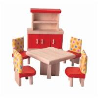 Dollhouse Furniture Dining Room, Set - 6