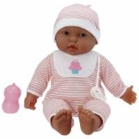 Caucasian Lots To Love Doll Baby - Cuddle Hispanic