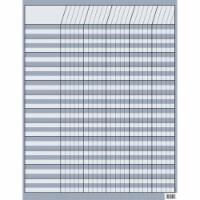 Press Incentive Chart, 17 x 22 in. - Slate Gray