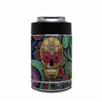 DecalGirl YRC-SUGSKLPAIS Yeti Rambler Colster Skin - Sugar Skull Paisley - 1
