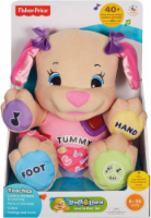 Fisher-Price® Laugh and Learn Love to Play Musical Puppy Educational Toy