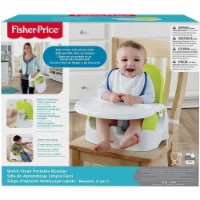 Fisher-Price Quick-Clean Portable Booster Seat - No