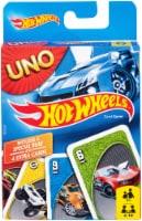 Mattel UNO Hot Wheels Card Game