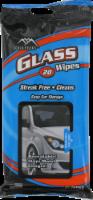 Four Peaks Glass Wipes