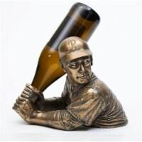 Philadelphia Phillies Bam Vino Wine Bottle Holder - 1