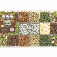 21.5 oz Extravaganza Bead Box Kit - Camo & Skulls - 1