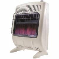 Heater 10K Btu NG Blue Flame