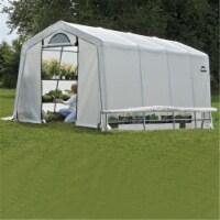 10x20x8 ft. - 3x6,1x2,4 m - 5 - Rib Peak Style Grow It Greenhouse-in-a-Box
