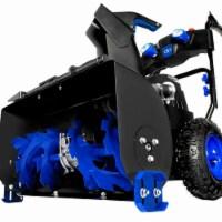 Ion Series Snow Blower  Blue