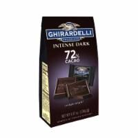 Ghirardelli Intense Dark Twilight Delight 72% Cacao Dark Chocolate