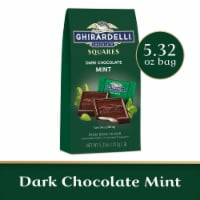 Ghirardelli Mint Filled Dark Chocolate Squares
