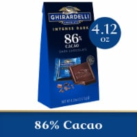 Ghirardelli Intense 86% Cacao Midnight Reverie Dark Chocolate Squares