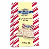 Ghirardelli Limited Edition Peppermint Bark Squares
