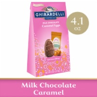 Ghirardelli Milk Chocolate Caramel Eggs