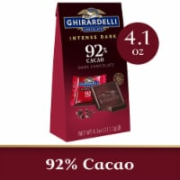 Ghirardelli Intense Dark 92% Cacao Dark Chocolate Squares