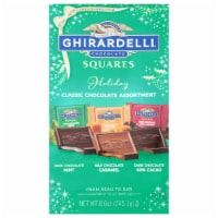 Ghirardelli Holiday Chocolate Assortment Bag