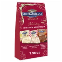 Ghirardelli Limited Edition Holiday Classic Chocolate Squares Assorted Bag