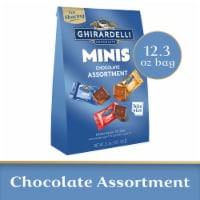 Ghiradelli Minis Chocolate Assortment