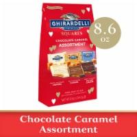 Ghirardelli Chocolate Caramel Squares Assortment