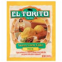 El Torito Sweet Corn Cake Mix