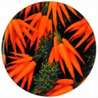 Andreas TR-211 Carrots Silicone Trivet - Pack of 3 trivets - 3