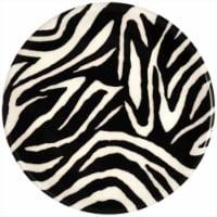 Andreas TRC-150 Zebra Casserole Silicone Trivet - Pack of 3 trivets - 3